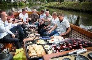 Brander & Bier boot-tour 2018 Binckboten