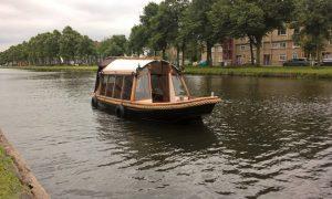 Binckboten salonboot 2018